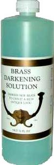 32 oz Darkening Solution