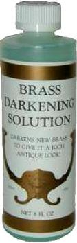 8 oz Darkening Solution