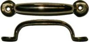 Cabinet Pull - Brass