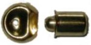 "Bullet Catch - 3/8"" - Brass Plated"