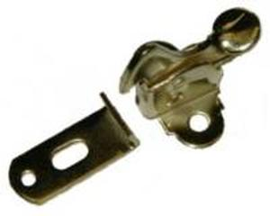 Elbow Catch - Brass Plated