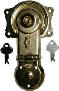 Trunk Lock with Keys