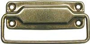 Interior Trunk Drawer Pull
