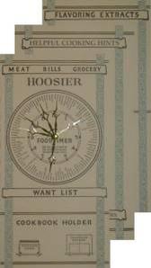 Hoosier Door Cards - Set of Three