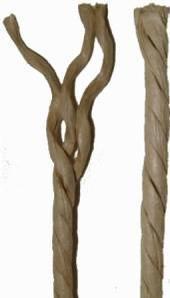 Unlaced Danish Cord