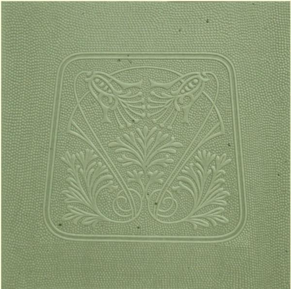 Fiber Seatboard - Nouveau Floral