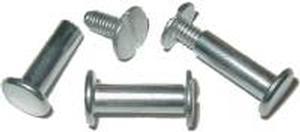 """Screw Post 5/8"""" - Aluminum"""
