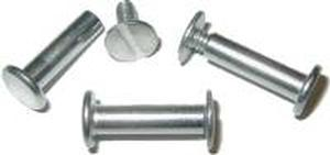 "Screw Post 3/4"" - Aluminum"