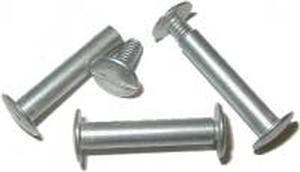 """Screw Post 1"""" - Aluminum"""