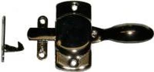 Right Hand Cabinet Latch - Nickel