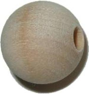 "Round Bead - 5/8"" - Maple"