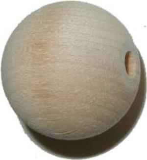 "Round Bead 3/4"" - Maple"