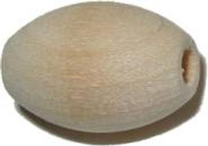 "Oval Bead 3/4"" - Maple"